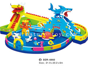 DZR-6802 Water Park