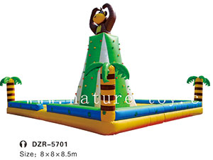 DZR-5701 Inflatable Climbing