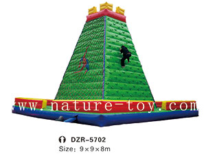 DZR-5702 Inflatable Climbing