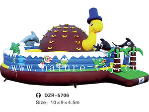 DZR-5706 Inflatable Climbing