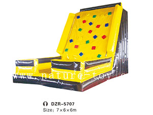 DZR-5707 Inflatable Climbing