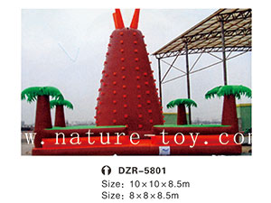 DZR-5801 Inflatable Climbing